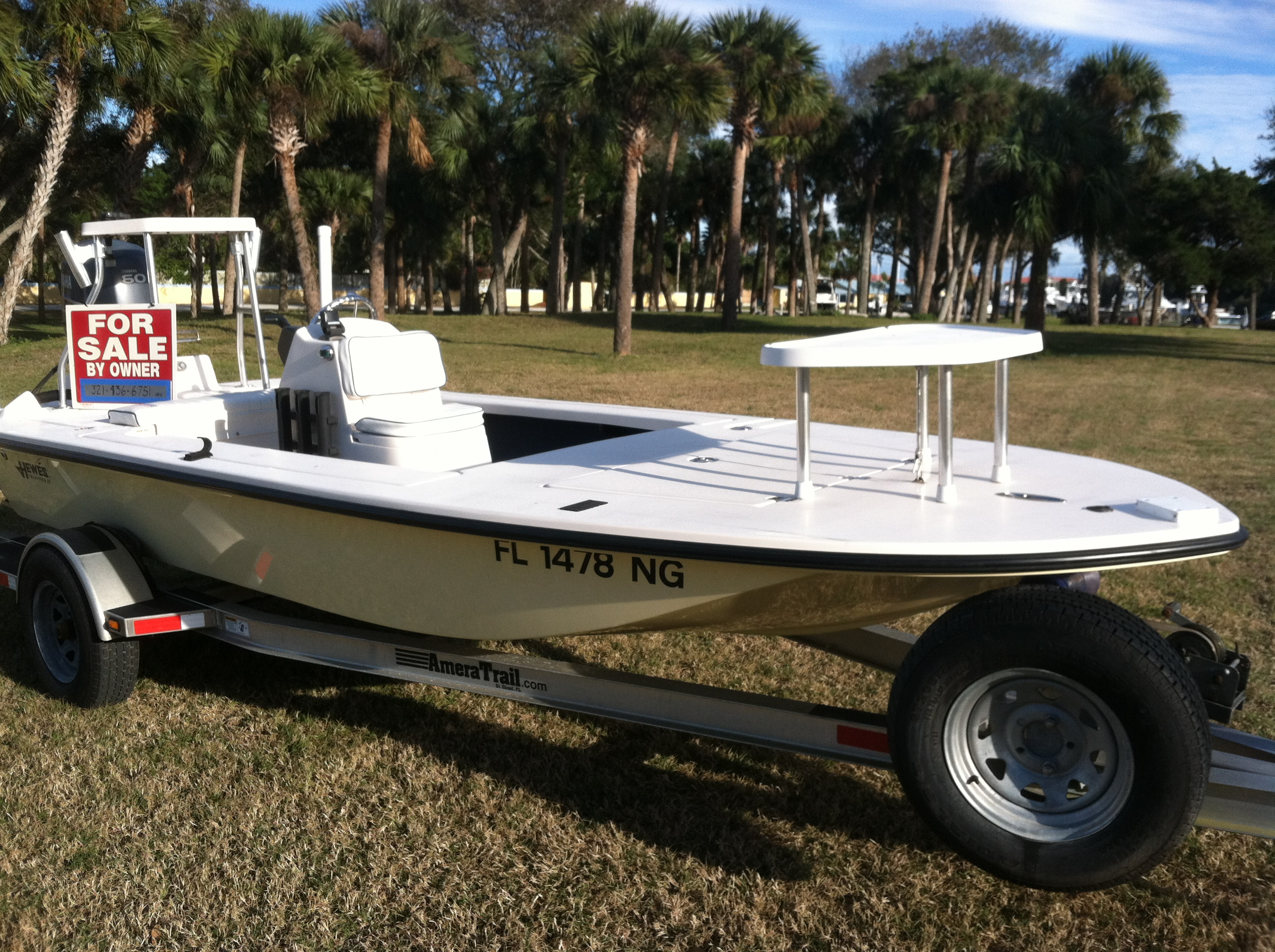 Aluminum Boats For Sale: Hewes Aluminum Boats For Sale
